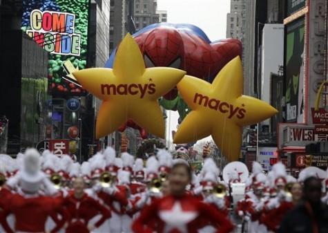 History of Macy's Thanksgiving Parade