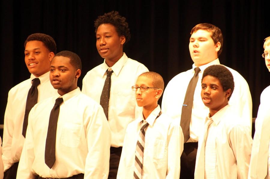 Gallery: Choir concert
