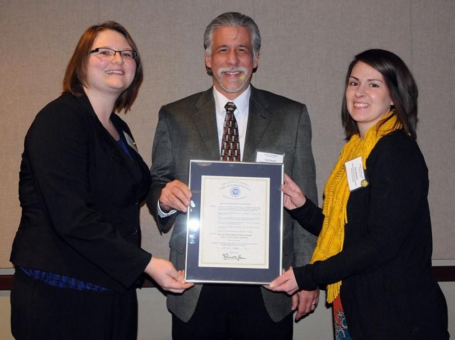 Career center earns top honor