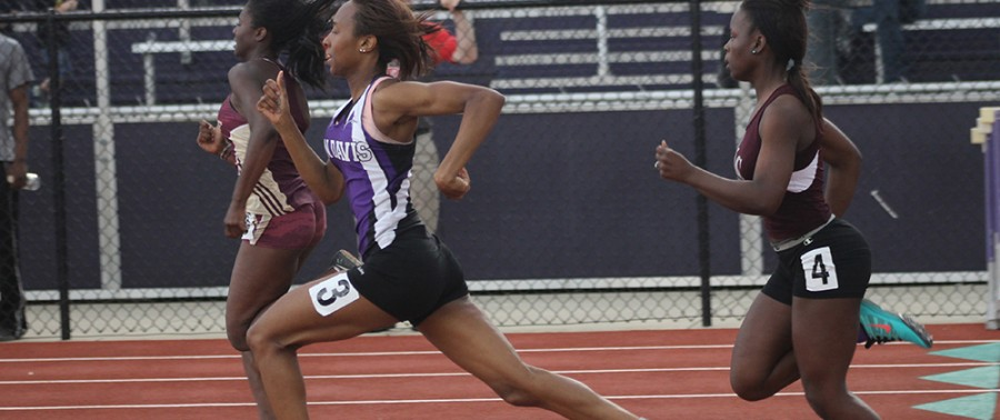 Lady Giants excel at track regionals