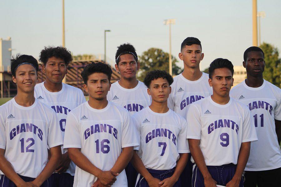 Gallery: Boys soccer Senior Night vs Brownsburg