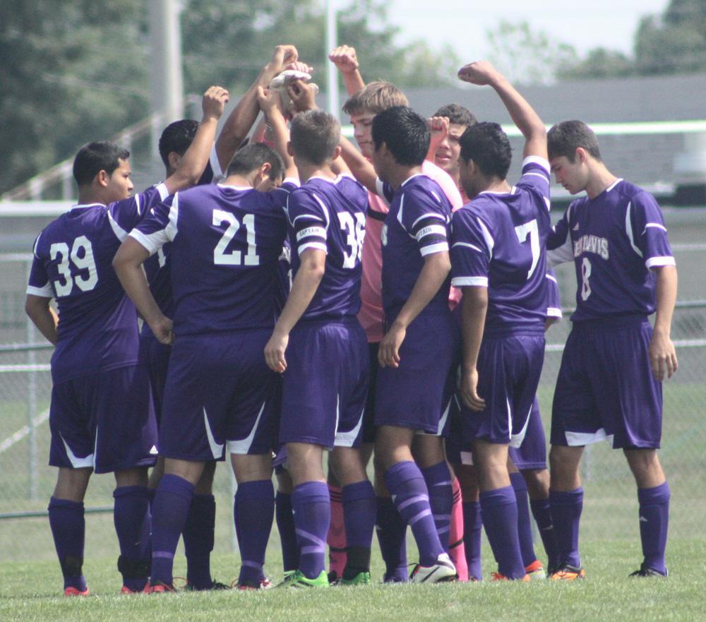 Gallery: Soccer jamboree