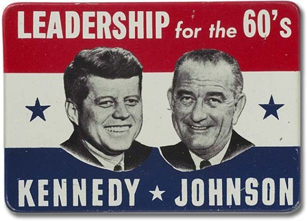From the The John F. Kennedy Presidential Library and Museum