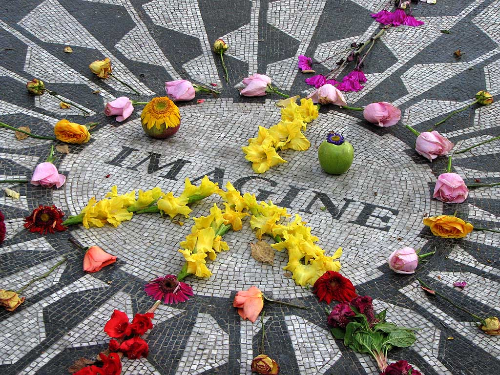 Remembering John lennon 33 years later