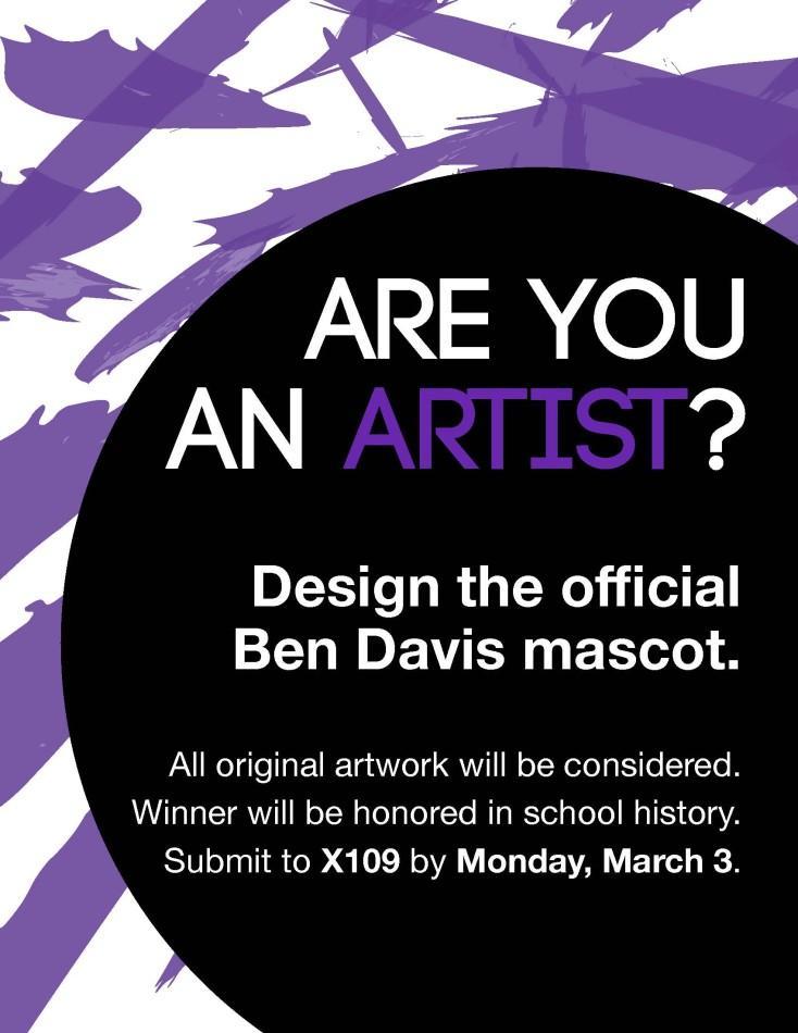 Mascot costume design contest