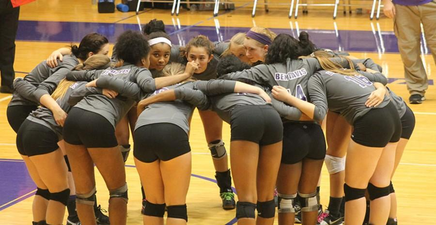 Gallery: Volleyball senior night