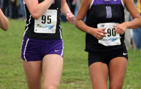 Brahm runs to her own pace