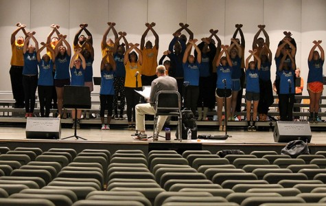 After retreat, choirs enter busy season