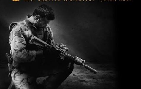 Bradley Cooper portrays Chris Kyle in American Sniper