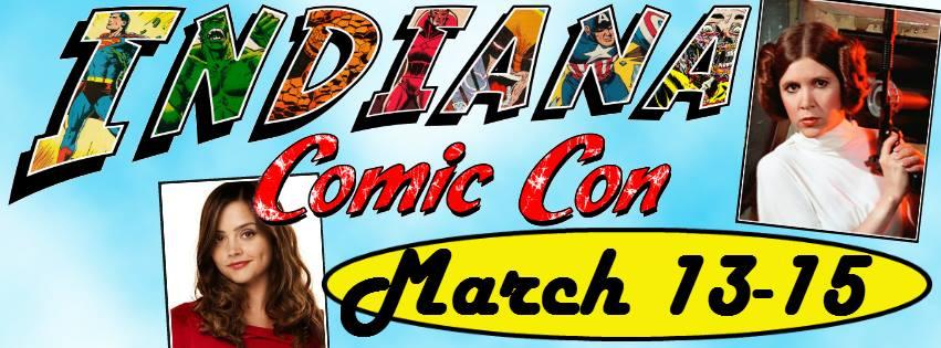 Indianapolis to host ComicCon