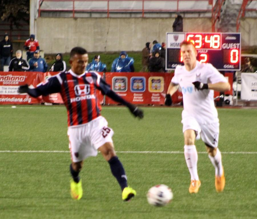Eleven settles for 1-1 draw with Carolina
