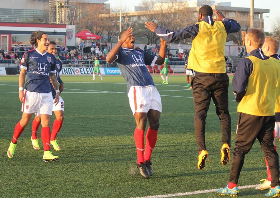 Indy Eleven draws in home opener