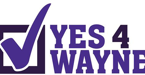 Voters say yes to Wayne