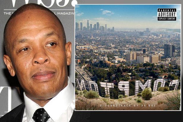 Dr. Dre keeps it going