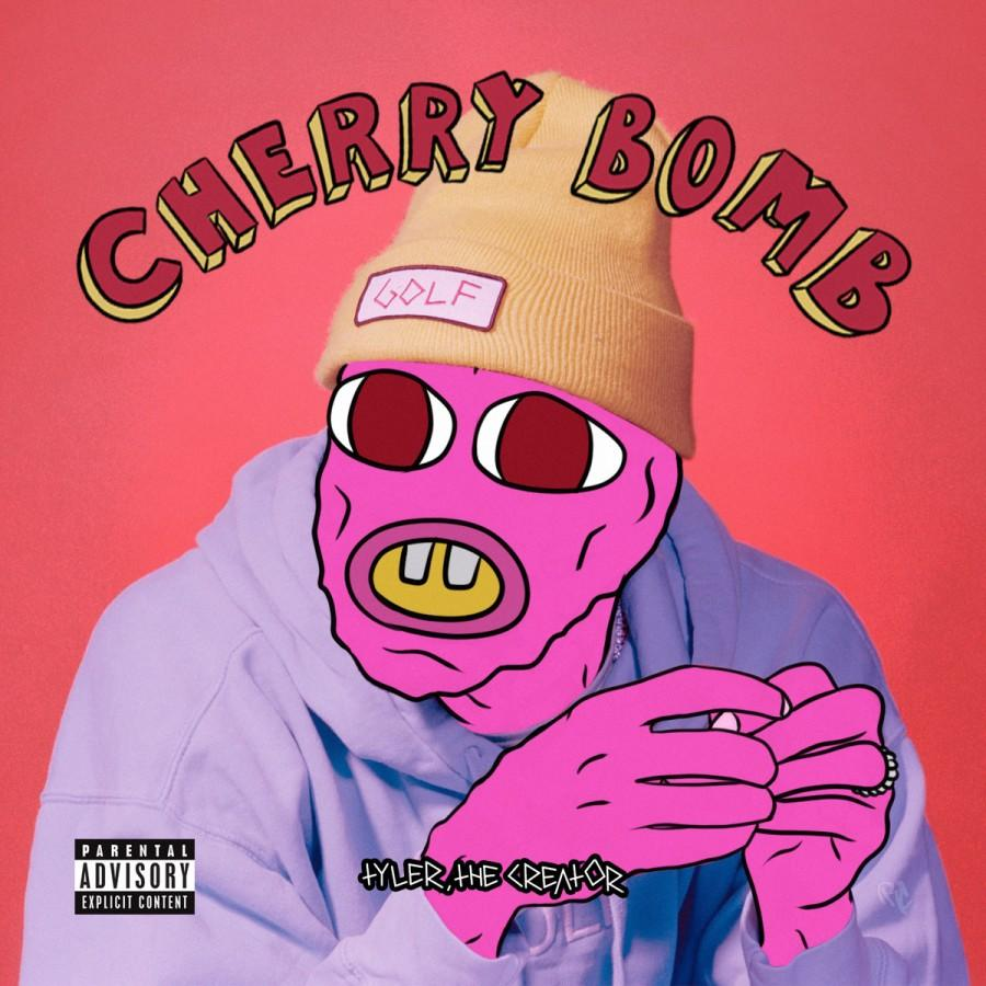Tyler+The+Creator+entertains+with+Cherry+Bomb