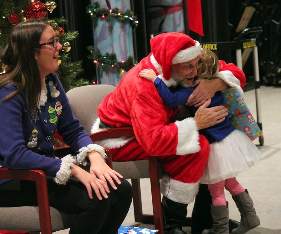 Gallery: Santa visits BD