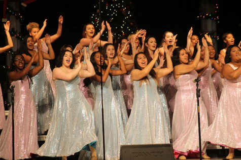 Gallery: Choir Christmas concert