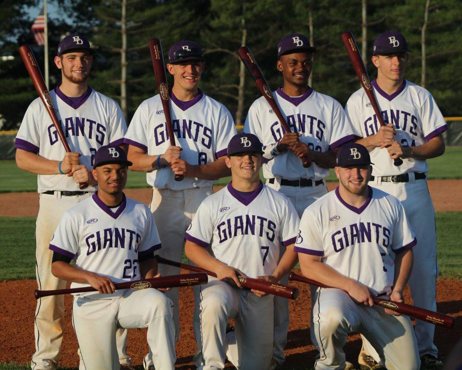Baseball defeats Cardinal Ritter on Senior Night