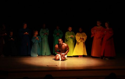 Joseph brings his dreamcoat to theatre