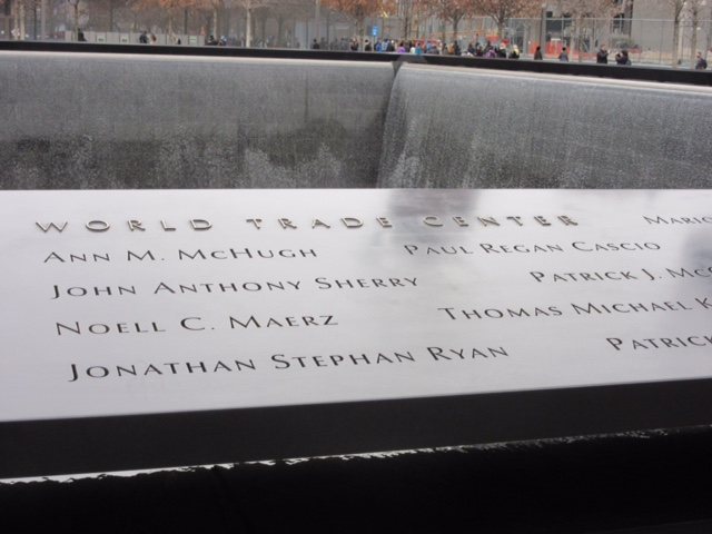 The World Trade Center memorial is one of the most visited sites in New York City. Sunday is the 15th anniversary of the events of 9/11.