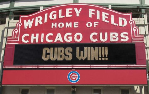 The Chicago Cubs win the World Series, What it means to me