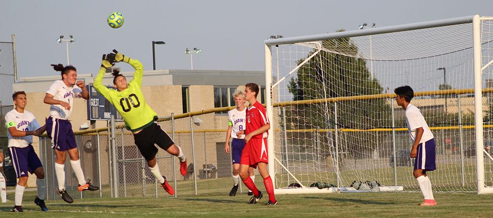 Gallery: Boys soccer scrimmage
