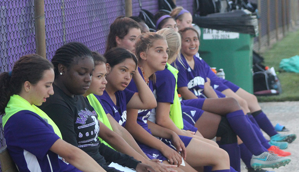 Gallery: Girls soccer at Brownsburg