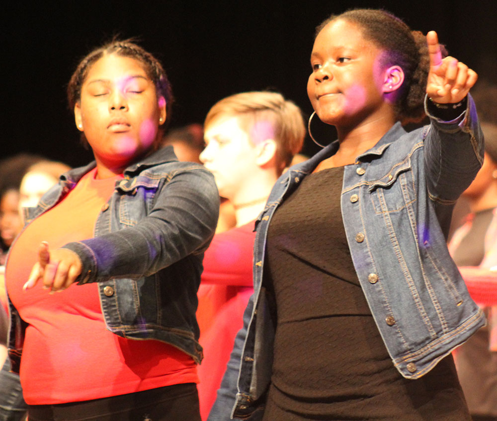 Gallery: Fall choir show