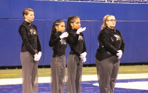 Band finishes 10th in state