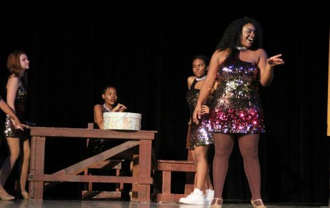 """Robinson enjoys her role in """"Sister Act"""""""
