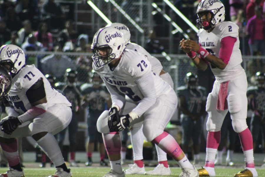 Taylor named top football player in state
