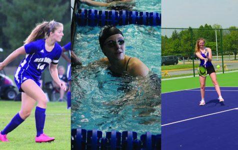 Three sport star