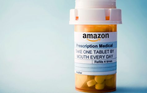 Amazon dips toes in pharmaceuticals