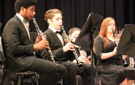 Gallery: Band winter concert