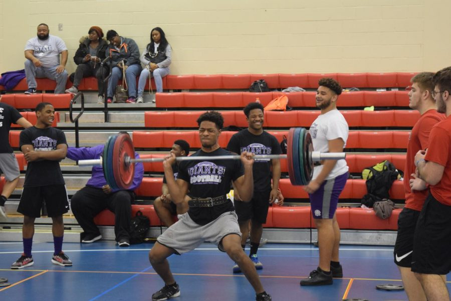 Gallery: Weight competition at Plainfield