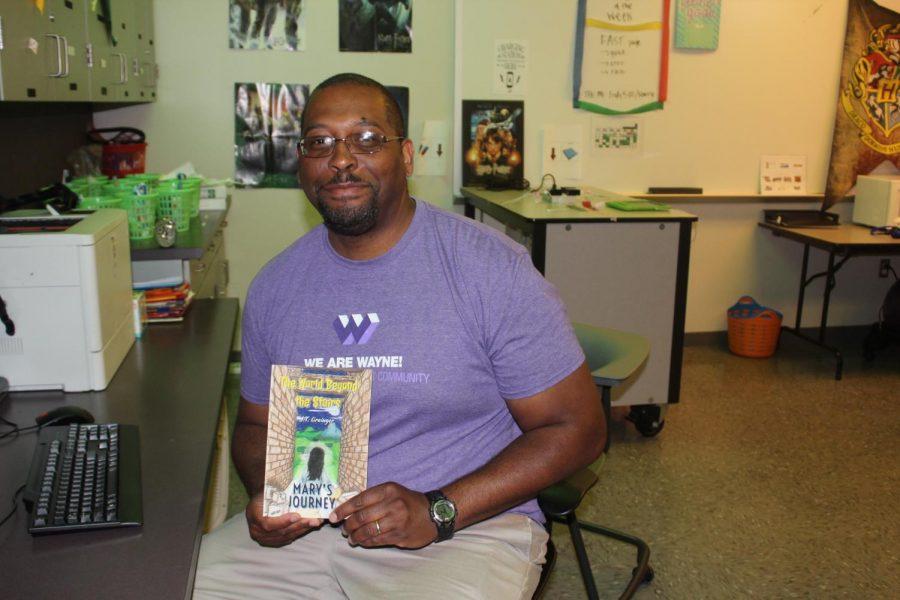 Teacher turns to writer