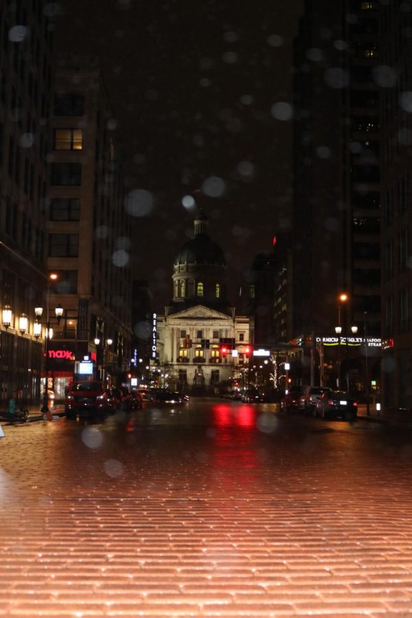 Candice - city light