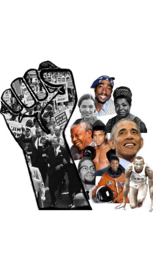 Celebrating+black+history