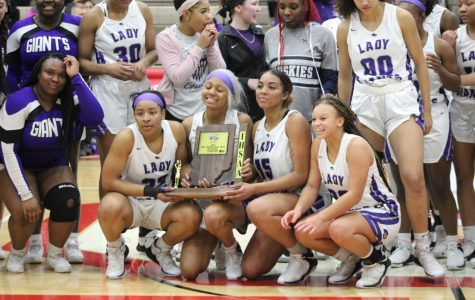 Girls claim sectional crown