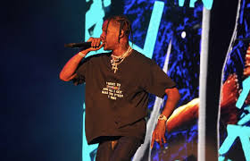 Travis Scott brings show to Indy