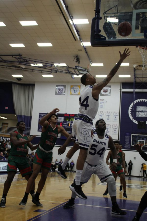 Gallery: Lawrence North 55, Ben Davis 53