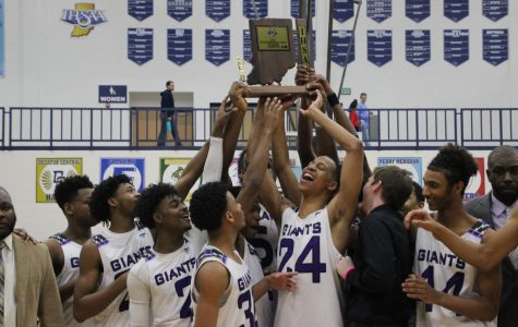 Giants claim third straight sectional title