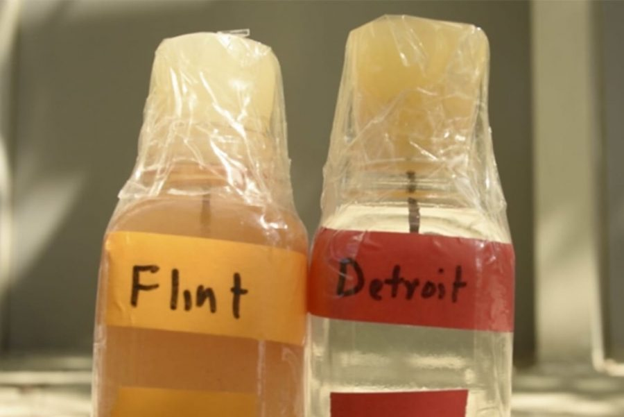 Flint still fighting water concerns
