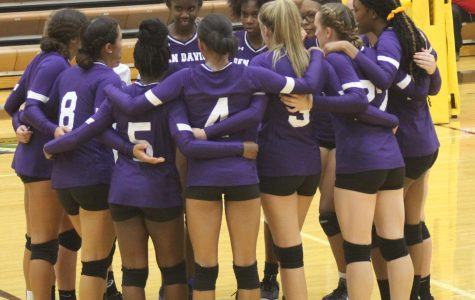 Gallery: Girls volleyball scrimmage