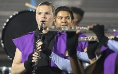 Marching Giants finish first at Greenwood