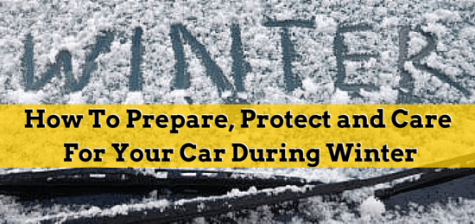 Is your car ready for winter?