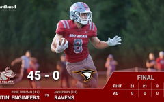 Thomas continues to shine for Rose-Hulman