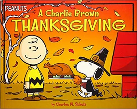 Charlie Brown knows how to be thankful