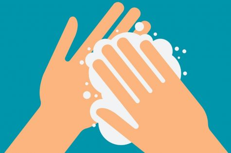 The CDC recommends washing hands for at least 20 seconds