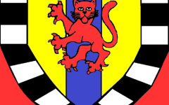 The crest of the SCA